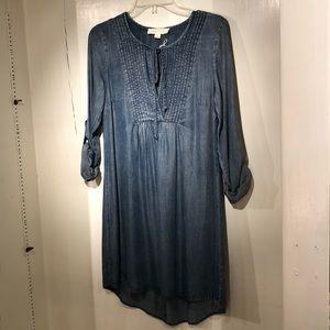 Denim Blue Tunic/Dress